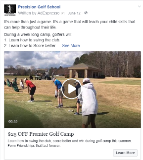 Precision Golf School | Kelly Parker Media